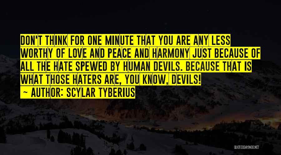 Scylar Tyberius Quotes 1928331
