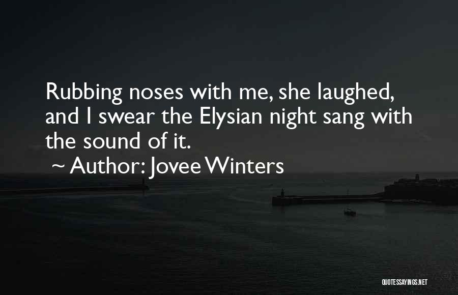 Sea Goddess Quotes By Jovee Winters