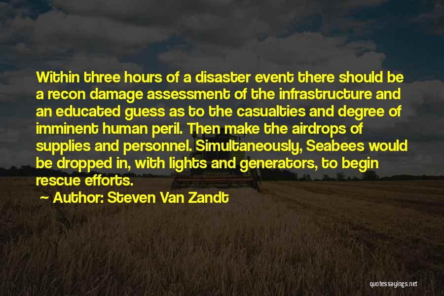 Seabees Quotes By Steven Van Zandt