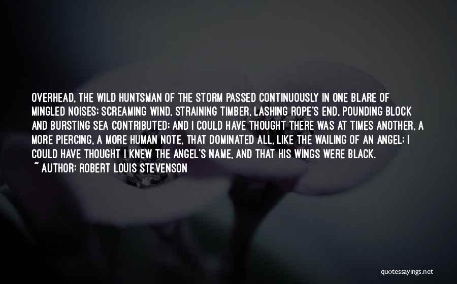 Seamanship Quotes By Robert Louis Stevenson