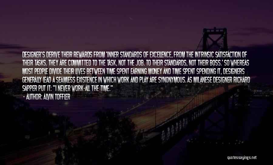 Seamless Quotes By Alvin Toffler