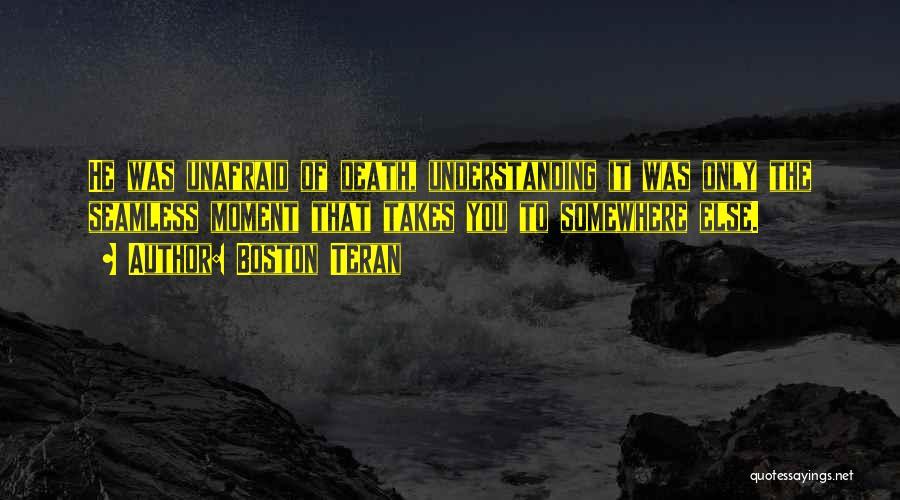 Seamless Quotes By Boston Teran
