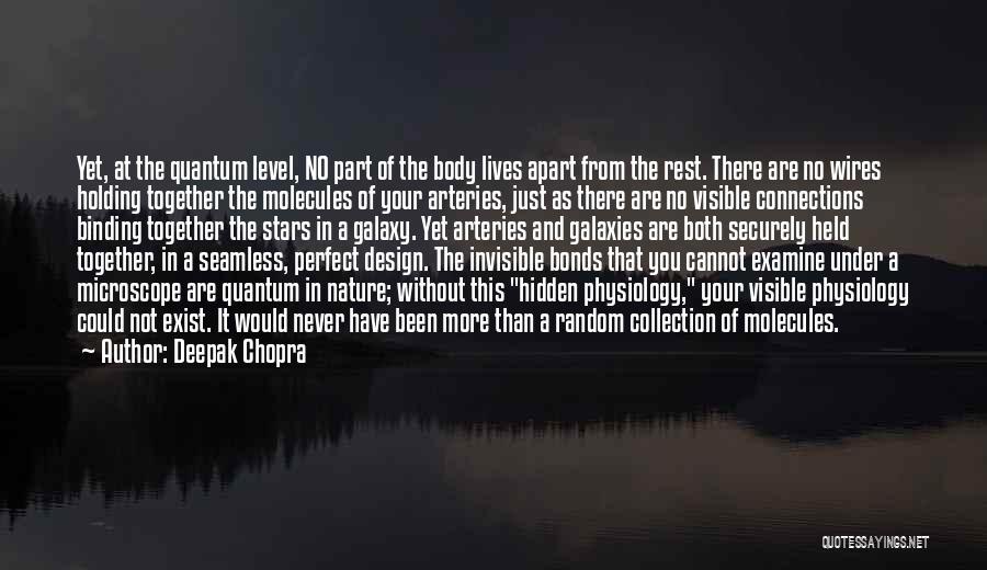 Seamless Quotes By Deepak Chopra