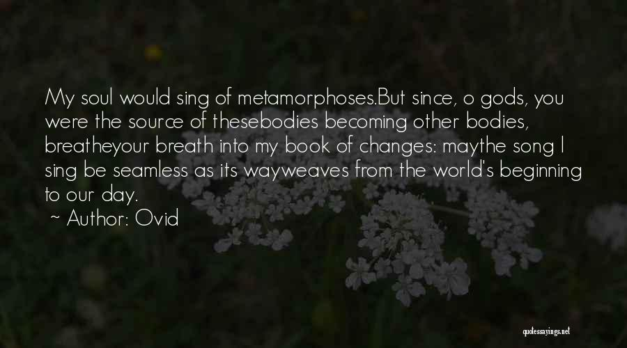 Seamless Quotes By Ovid
