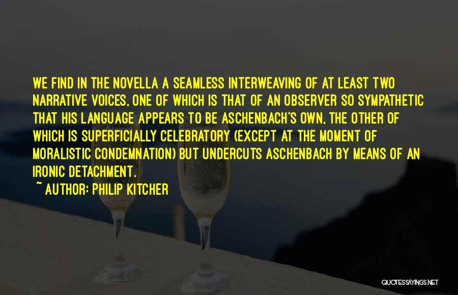 Seamless Quotes By Philip Kitcher