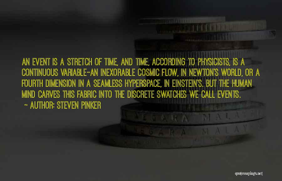 Seamless Quotes By Steven Pinker