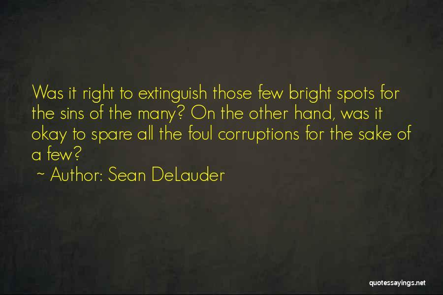 Sean DeLauder Quotes 2102873