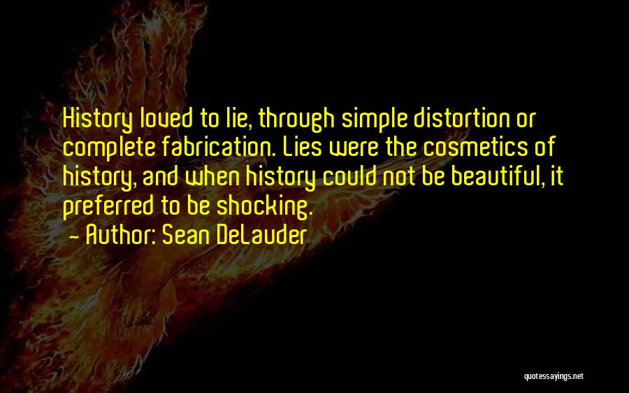 Sean DeLauder Quotes 468779