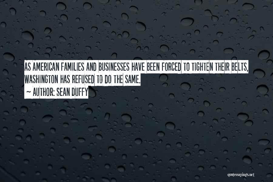 Sean Duffy Quotes 385486