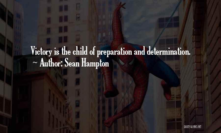 Sean Hampton Quotes 623192