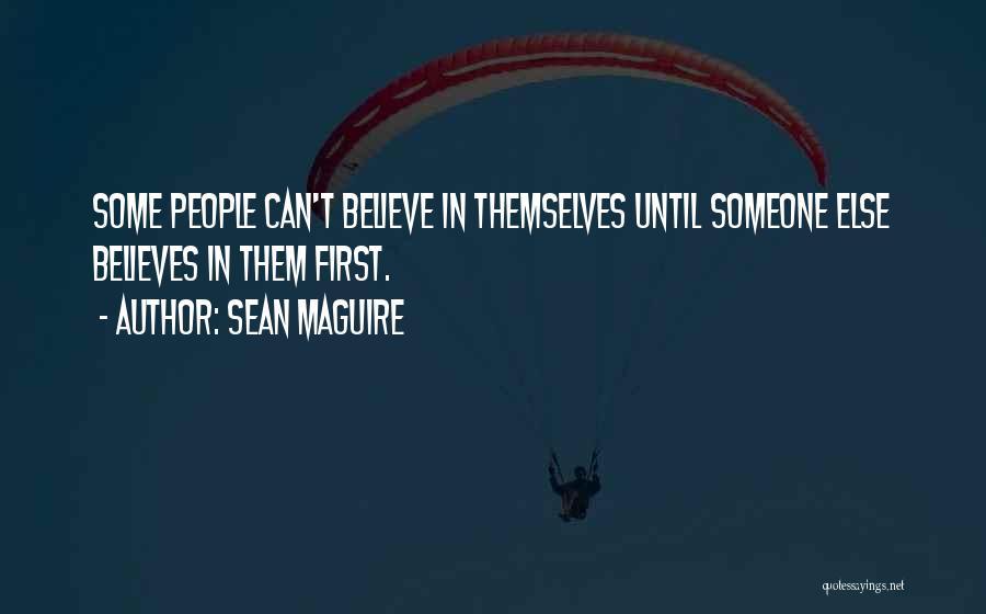 Sean Maguire Quotes 455845