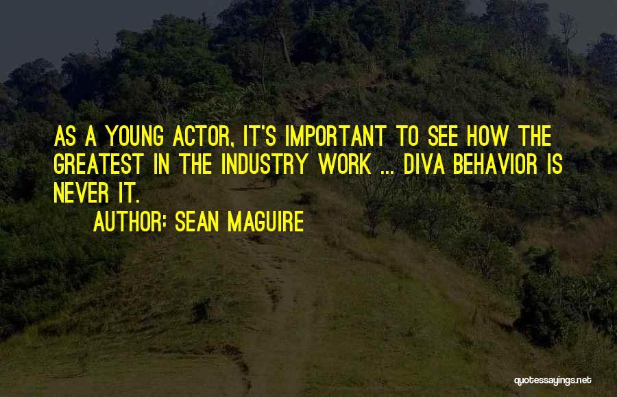 Sean Maguire Quotes 479346