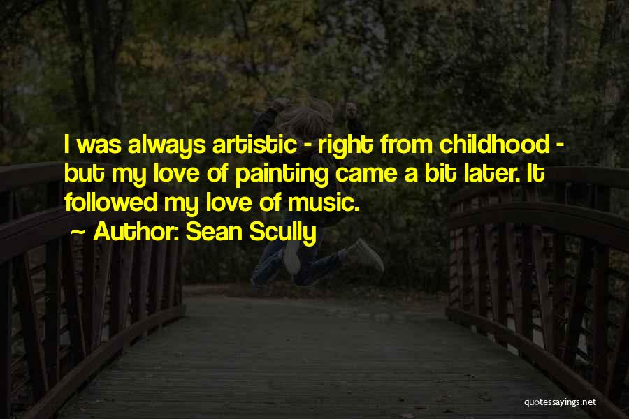 Sean Scully Quotes 375793