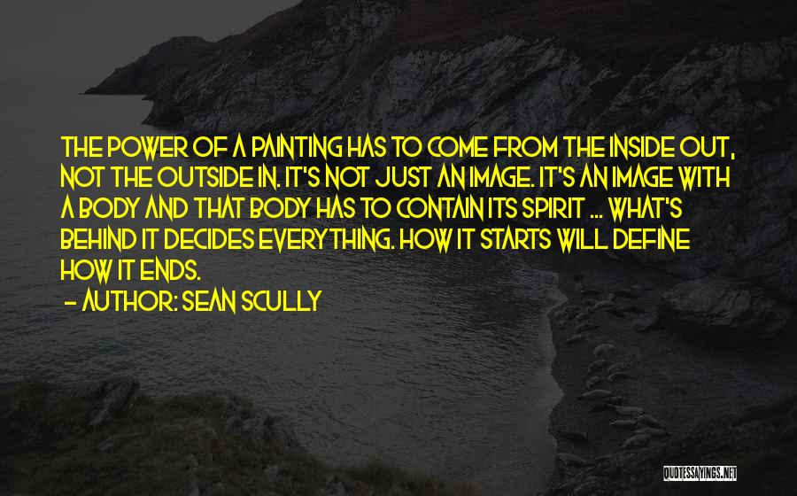 Sean Scully Quotes 929549