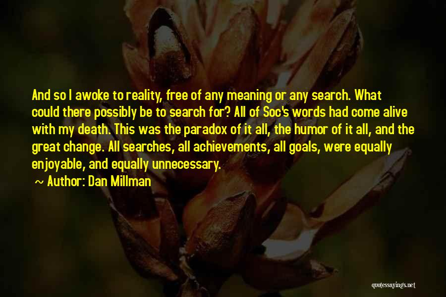 Search Free Quotes By Dan Millman