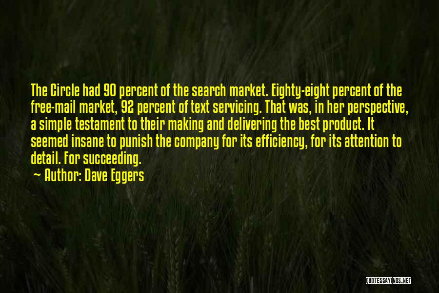 Search Free Quotes By Dave Eggers