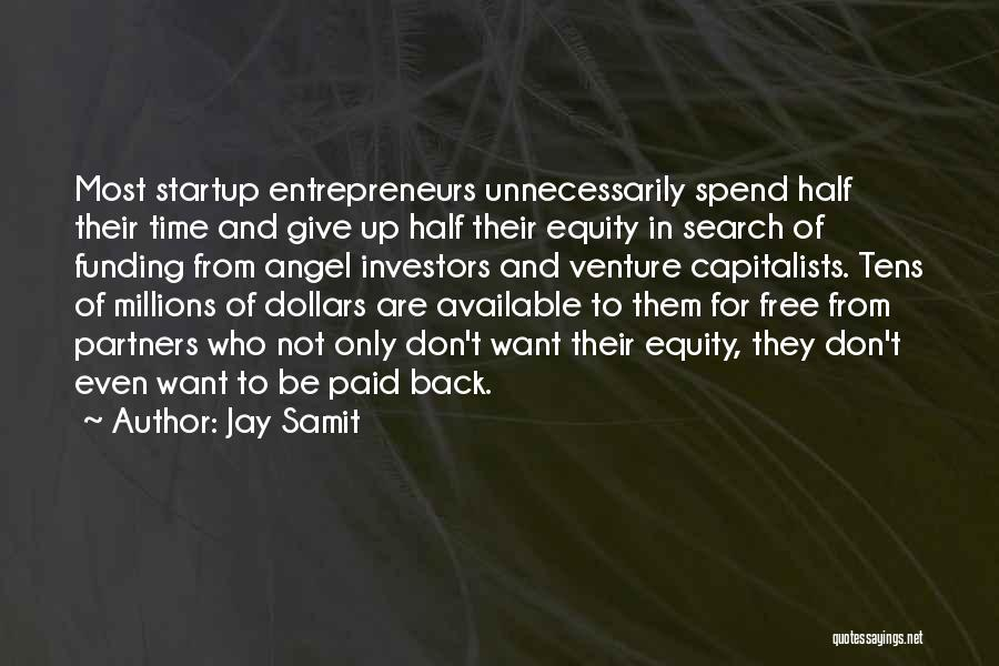 Search Free Quotes By Jay Samit