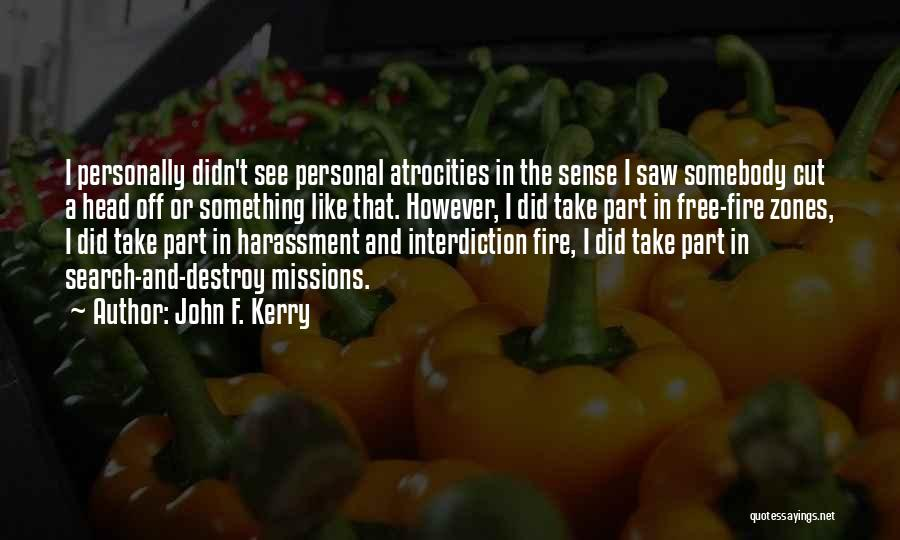 Search Free Quotes By John F. Kerry