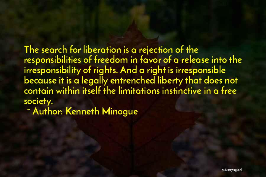 Search Free Quotes By Kenneth Minogue