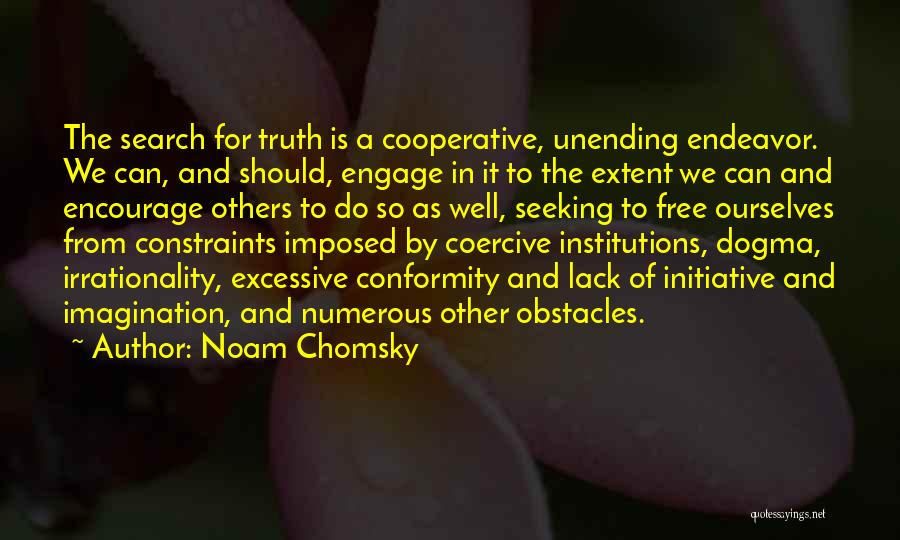 Search Free Quotes By Noam Chomsky