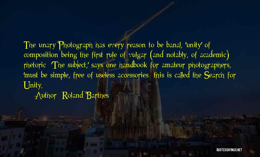 Search Free Quotes By Roland Barthes