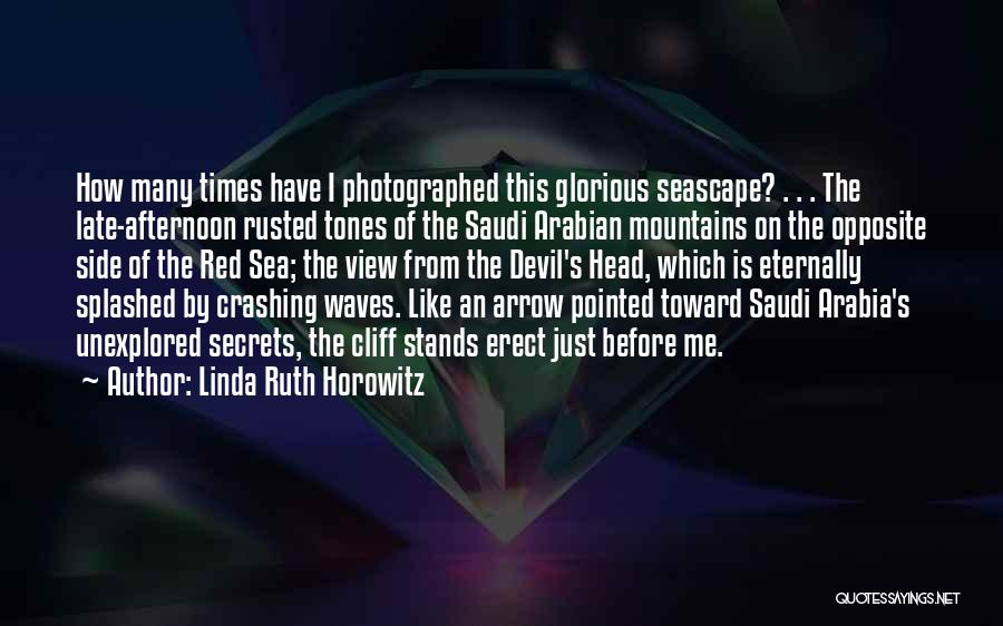 Seascape Quotes By Linda Ruth Horowitz