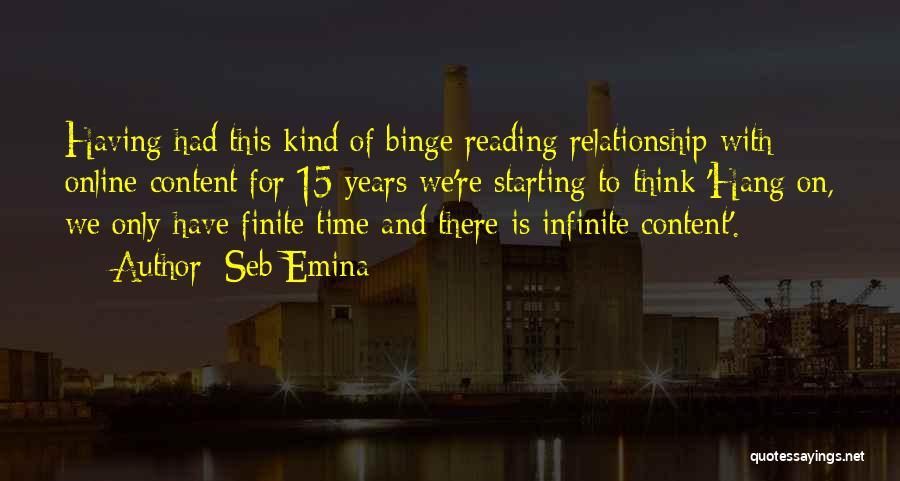 Seb Emina Quotes 2201181