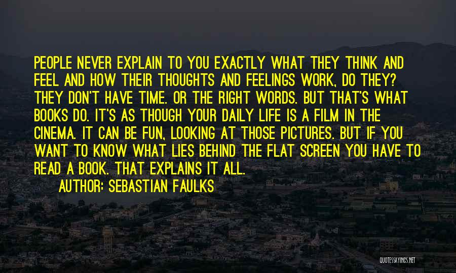 Sebastian Faulks Quotes 1002845