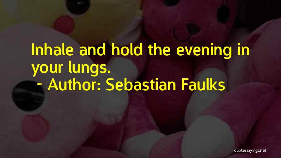 Sebastian Faulks Quotes 1128361