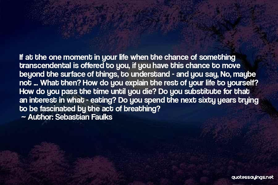 Sebastian Faulks Quotes 1153650