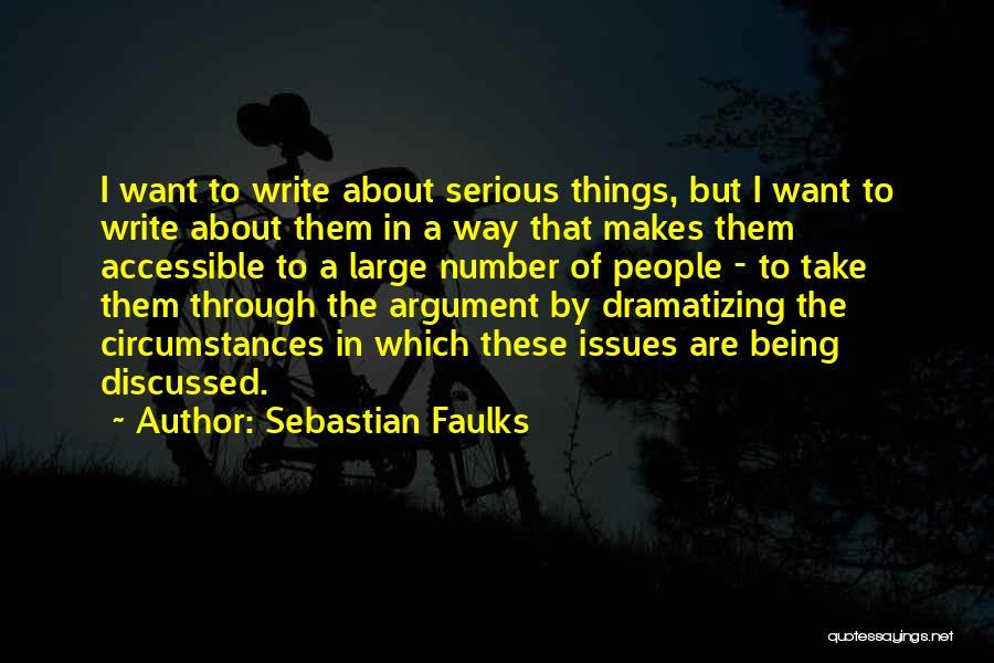 Sebastian Faulks Quotes 1207321
