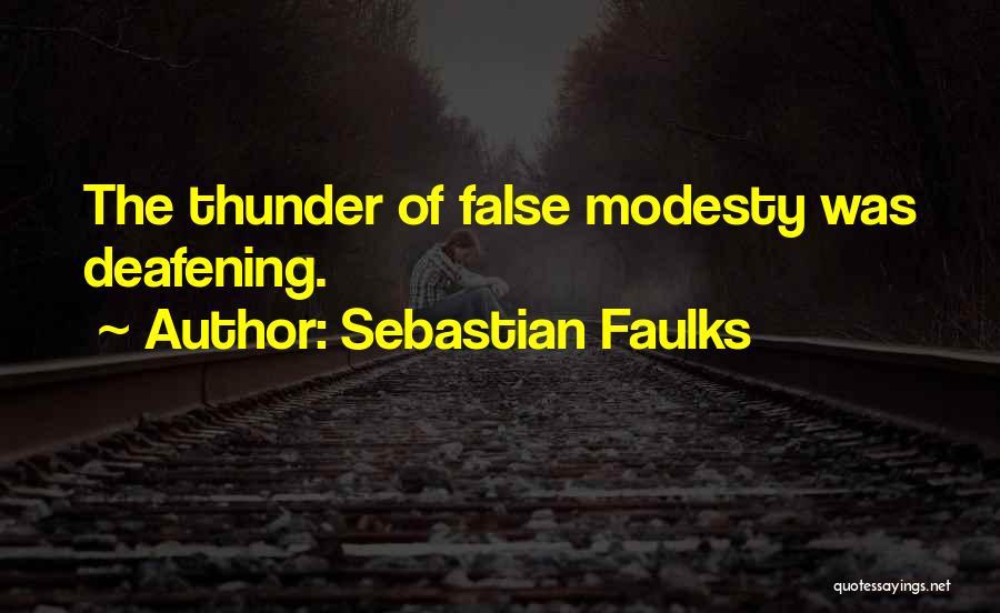 Sebastian Faulks Quotes 1306051