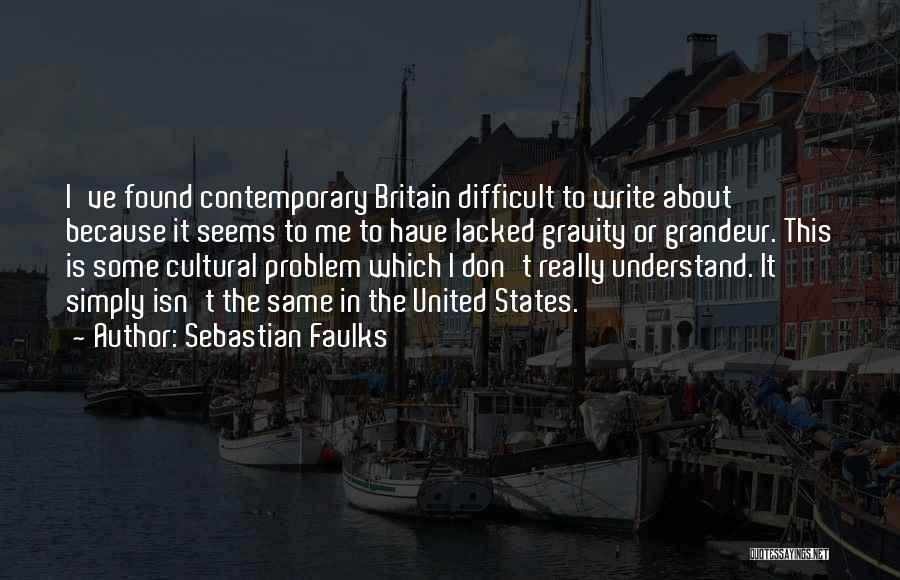 Sebastian Faulks Quotes 1359454
