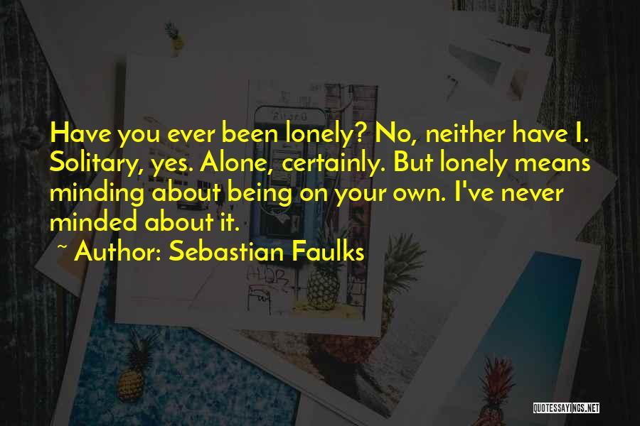Sebastian Faulks Quotes 1621215