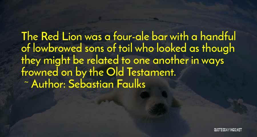Sebastian Faulks Quotes 1699623