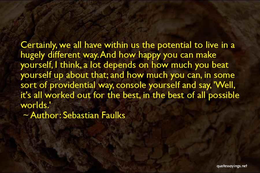 Sebastian Faulks Quotes 2047865