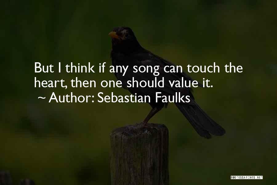 Sebastian Faulks Quotes 2163962