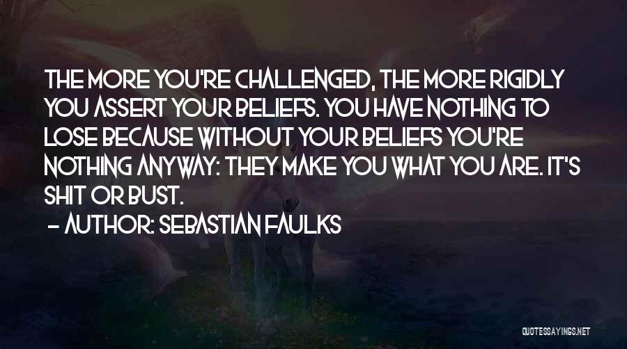 Sebastian Faulks Quotes 564154