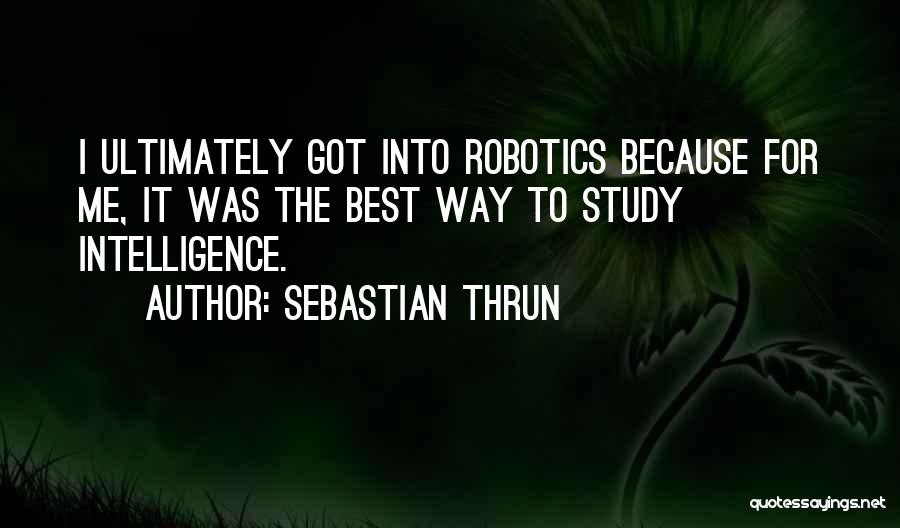 Sebastian Thrun Quotes 1127202