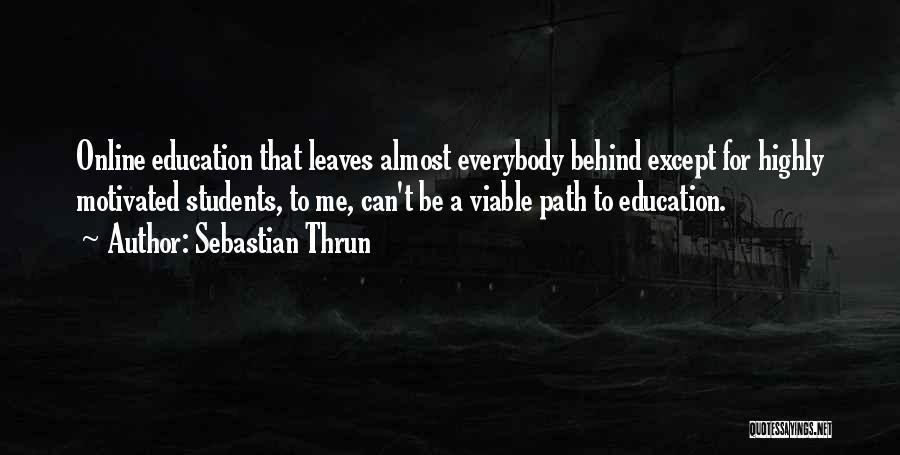 Sebastian Thrun Quotes 1150848