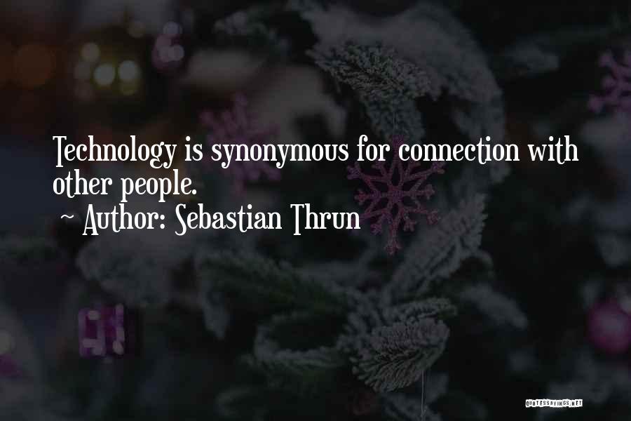 Sebastian Thrun Quotes 1266484