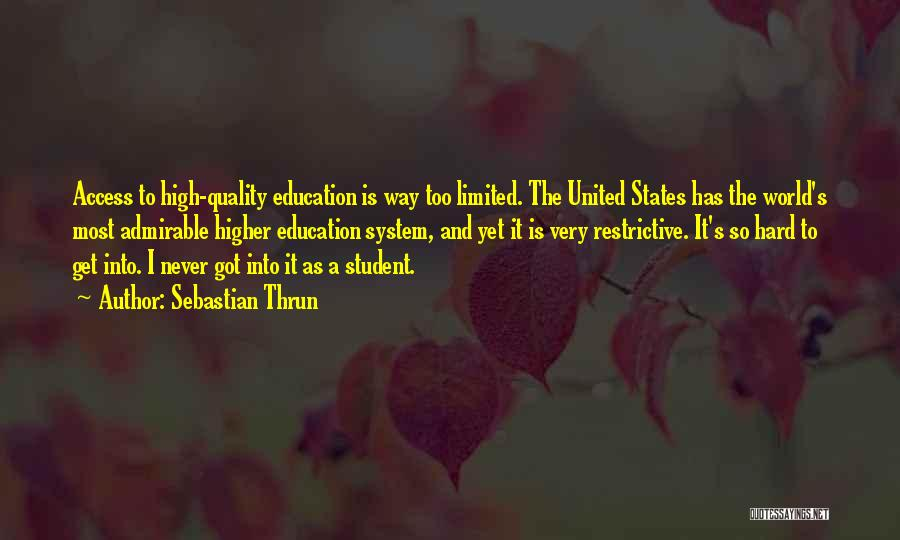 Sebastian Thrun Quotes 1278013