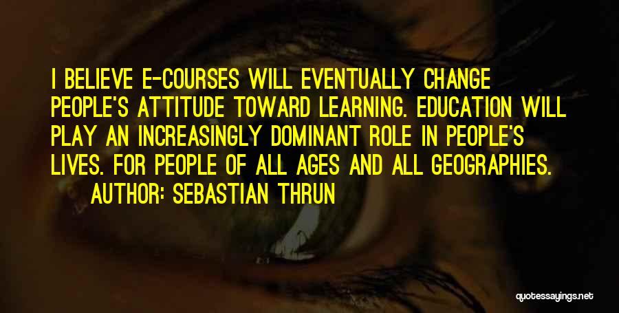 Sebastian Thrun Quotes 136553