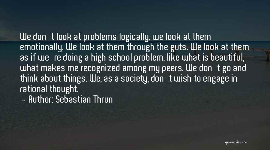Sebastian Thrun Quotes 1399622