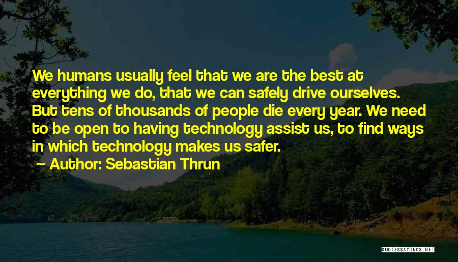 Sebastian Thrun Quotes 1420227