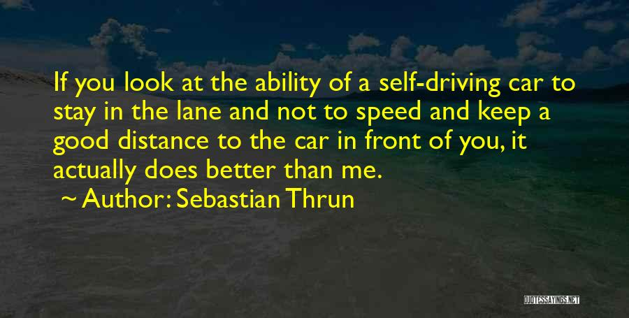 Sebastian Thrun Quotes 1518885