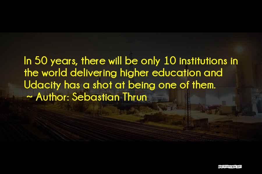 Sebastian Thrun Quotes 1995741
