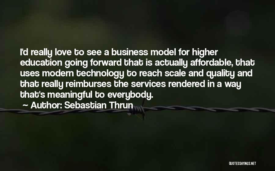 Sebastian Thrun Quotes 2042910