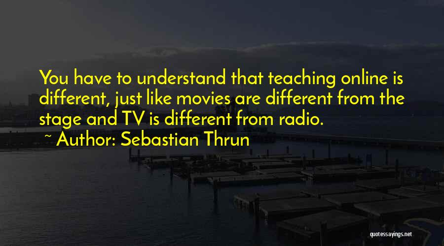 Sebastian Thrun Quotes 228699