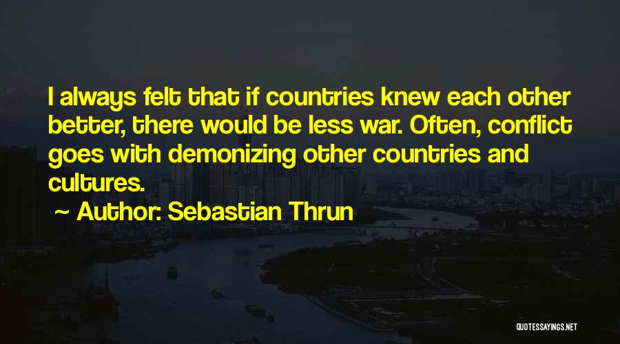 Sebastian Thrun Quotes 438855